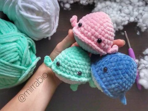 Knitted Amigurumi Sea Creatures: Amazon.de: Hansi Singh: Fremdsprachige  Bücher | 360x480