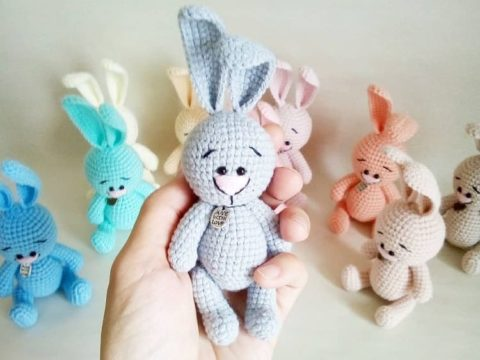 Pattern: Snuggle Bunny Pillows - All About Ami | 360x480